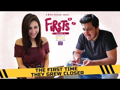 Dice Media | Firsts S2 | Web Series | Part 4 | The First Time They Grew Closer In Lockdown