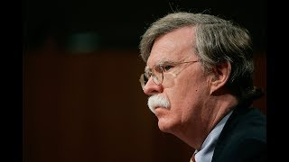 On Cuba policy change, Bolton says, 'I can't wait for the lawsuits'