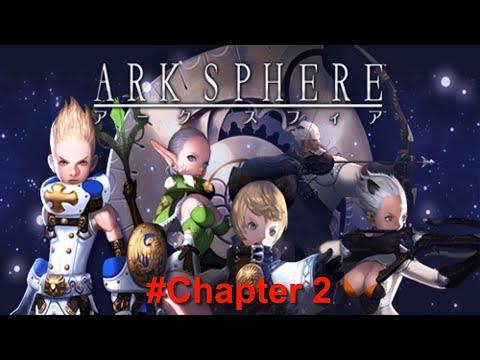 ARK SPHERE - เหล่านักรบออนไลน์ EP2/3 (เกมมือถือญี่ปุ่น)