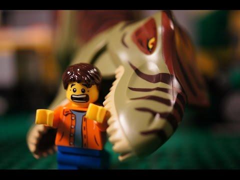 Jurassic Park(ing lot)