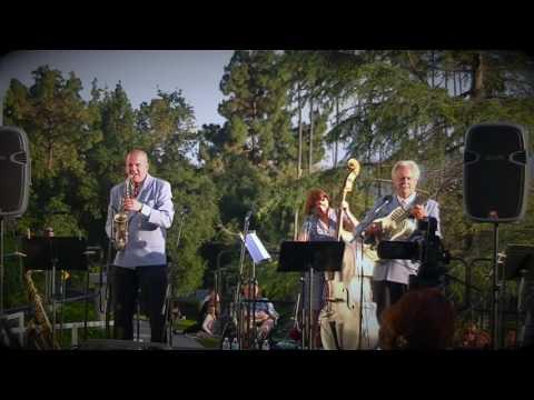 John Reynolds Trio at Brand Library June 2016