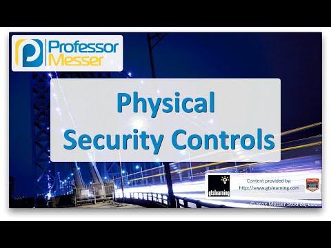 Descargar Video Physical Security Controls - CompTIA Network+ N10-006 - 3.4