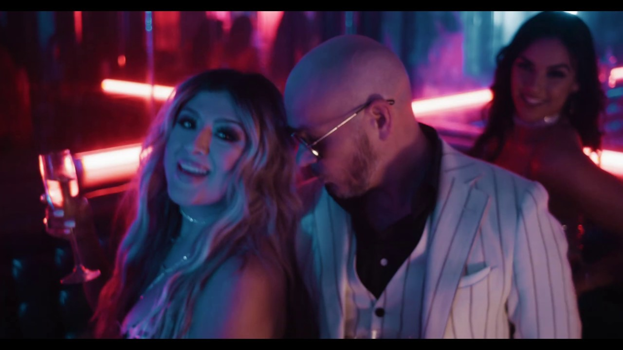 Melanie Pfirrman - Suda feat. Pitbull and IAMCHINO - Official Video
