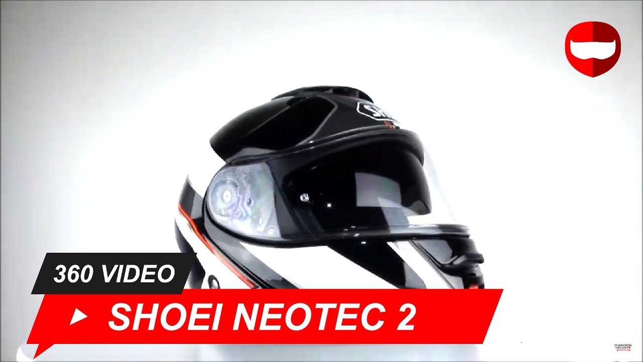 shoei neotec 2 excursion tc 6 helmet championhelmets com youtube. Black Bedroom Furniture Sets. Home Design Ideas