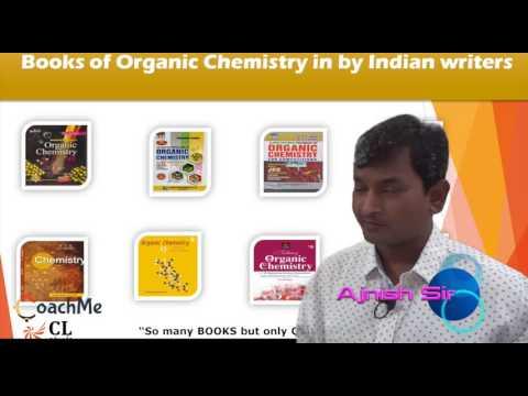Best Organic Chemistry books for IIT & NEET