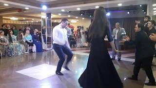 Лезгинка на чеченской свадьбе в караганде 20.12.17 Cairo