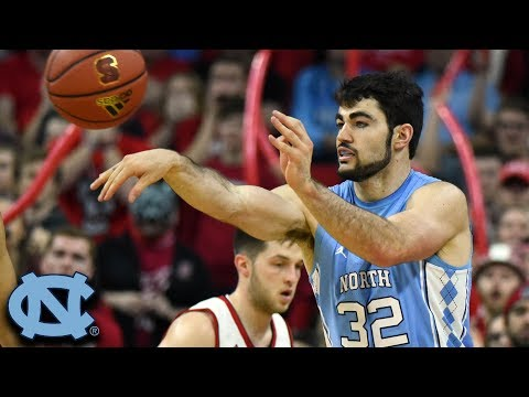 Luke Maye's Career-High 33 Points Sparks UNC vs. NC State