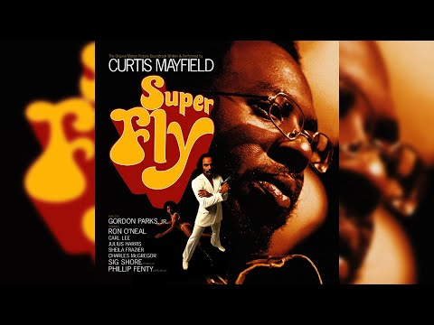 Curtis Mayfield  Pusherman  Audio