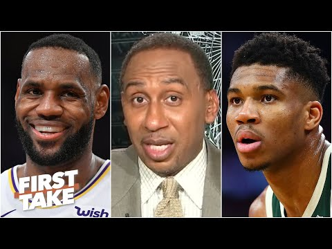 First Take debates the 2019-20 NBA MVP: LeBron or Giannis?