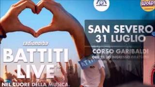 San Severo Battiti Live 2016.