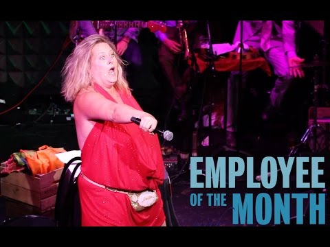 "Bridget Everett Sings Hilarious ""F*ck Sh*t Up"" at Joe's Pub 