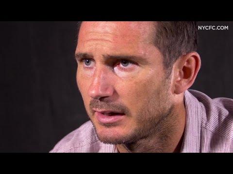 Frank Lampard on scoring 300 & his favorite goals