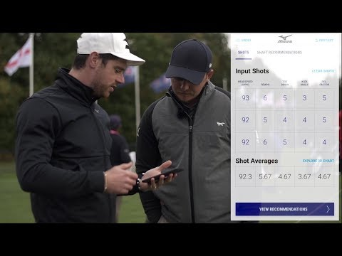 Mizuno Swing DNA convinces Eddie Pepperell to switch iron shafts before British Masters win