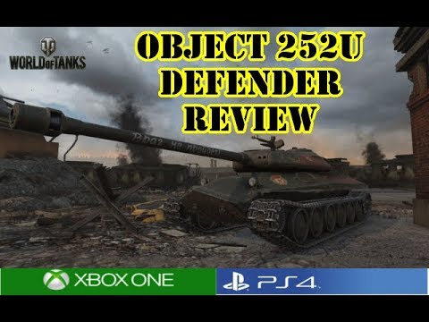 World of Tanks - Object 252U Defender Review