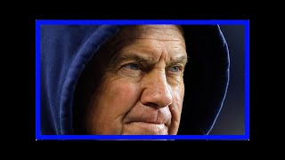 Bill belichick has amazing quote about osweiler-led broncos offense