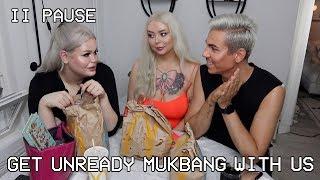 GET UNREADY MUKBANG WITH US | Henry Harjusola ft. Valtteri Sandberg & Yasmina
