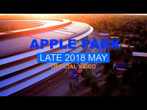 APPLE PARK: Official Video |  Tribute to Steve jobs | May 2018
