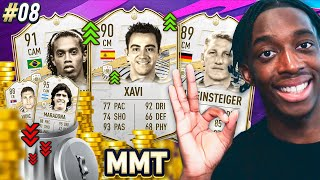 RONALDINHO RETURNS! MAJOR CHANGES!!! BUYING AND SELLING! MMT S2 - #8