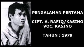 KASINO - PANDANGAN PERTAMA (Cipt. A. Rafiq/Kasino) (1979)