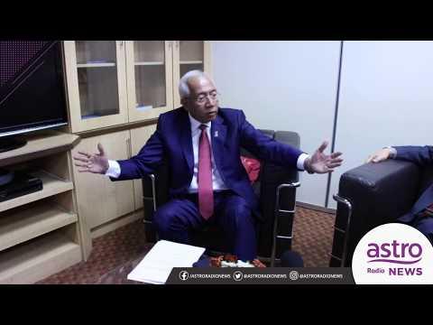 Dato' Seri Mahdzir Khalid On Smartphones In Schools