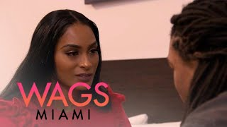 WAGS Miami | Ashley Consoles Philip Wheeler After Super Bowl LI Defeat | E!