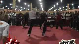 2008 US Open Alex Lane vs. Jason Bourelly