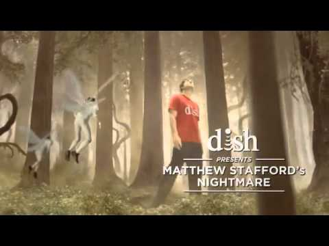 Dish Network Commercial 2014 Matthew Staffords Nightmare Youtube