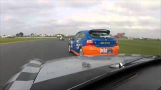 MGCC Peter Best MG Cup Snetterton 2015 Race 3