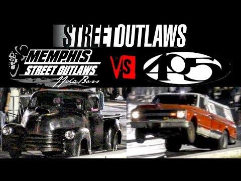 Download Youtube: Street Outlaws Battle Farmtruck vs JJ da Boss Ole Heavy at the Memphis Street Outlaws no prep