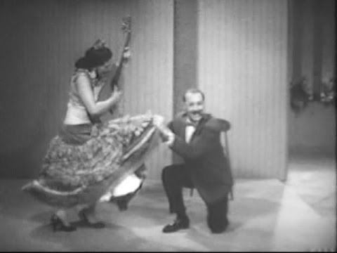 You Bet Your Life #59-28 Groucho dances the Flamenco ('Paper