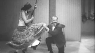 You Bet Your Life #59-28 Groucho dances the Flamenco (