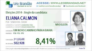 Jingles Eleições 2014 - Eliana Calmon - PSB - leobrandao.net