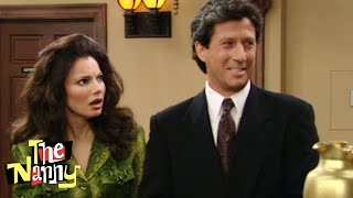 Fran Is In Court! | The Nanny