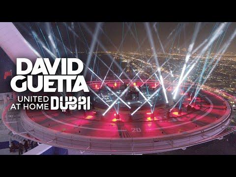 David Guetta | United at Home – Dubai Edition