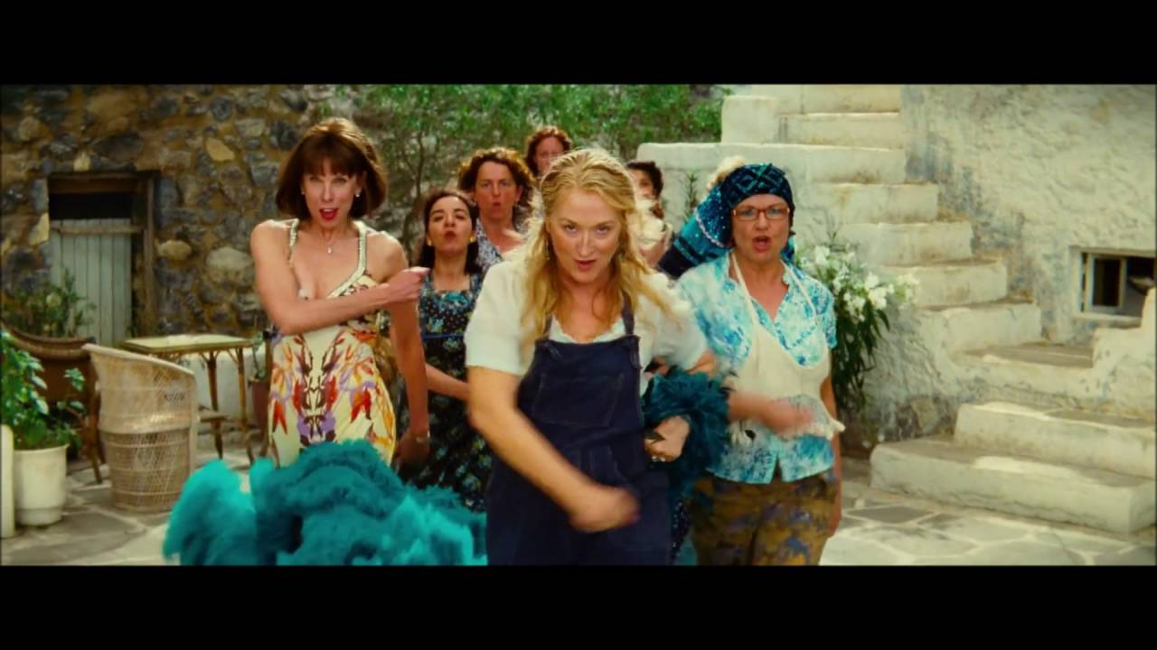 Download Mamma mia - Dancing queen