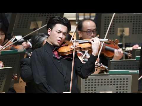 「ハチャトゥリアン・コンチェルツ」よりヴァイオリン協奏曲