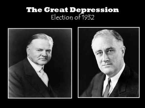 United States presidential election of 1932