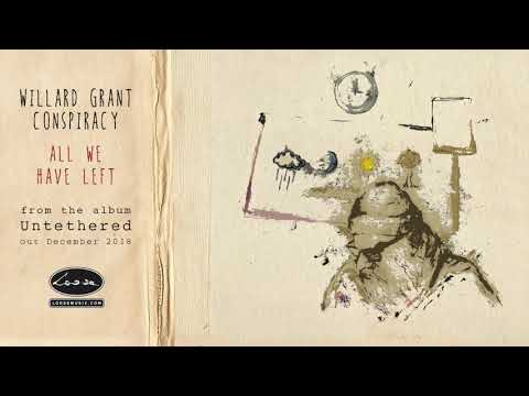 WILLARD GRANT CONSPIRACY - All We Have Left Mp3