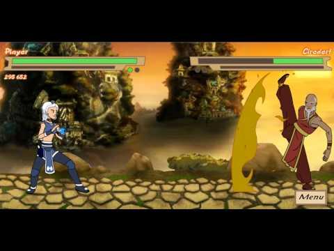 Арена битв Аватар - игры онлайн