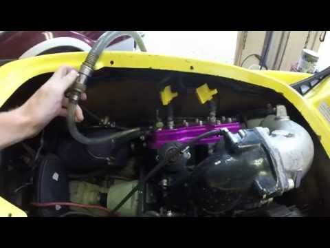 Sea-doo 1996 xp800 running on MSD system without MPEM - YouTube