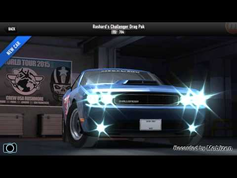 CSR Racing HOW TO GET Rashard's Drag Pak [ MECH ]