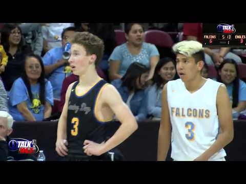 Phoenix Country Day Vs Alchesay Boys 2A State Round 1 Full Game