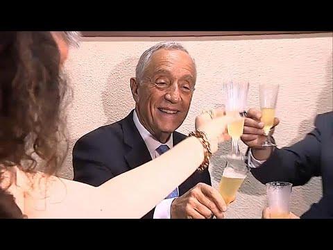 Marcelo brinda a Governo e oposição mais fortes em 2020