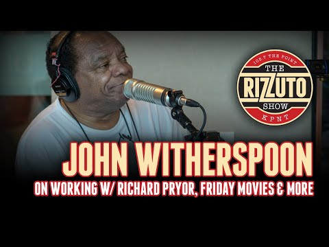 John Witherspoon aka Willie Jones talks new 'Friday' movie, Richard Pryor & The Comedy Store