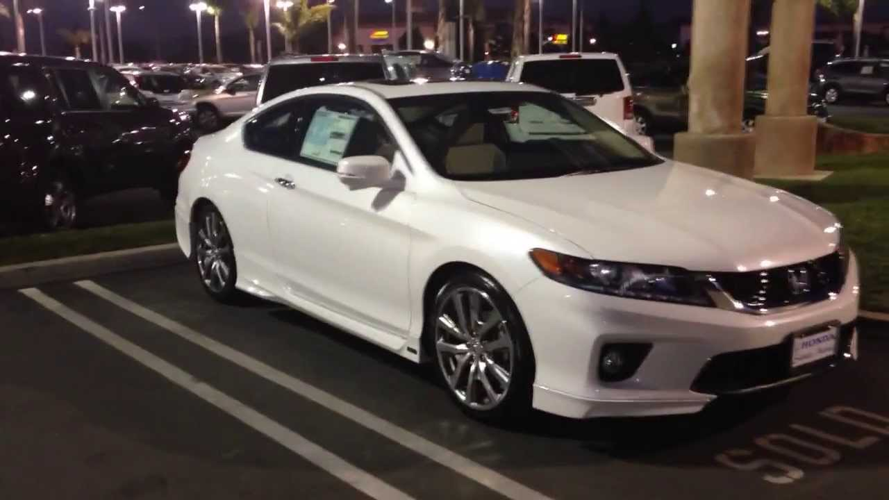 2014 Honda Accord Exl V6 Coupe Hfp Kit Complete