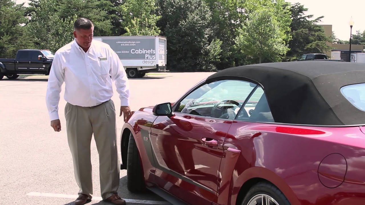 2015 Ford Roush Mustang Stage 3 Convertible Ruby Red Youtube