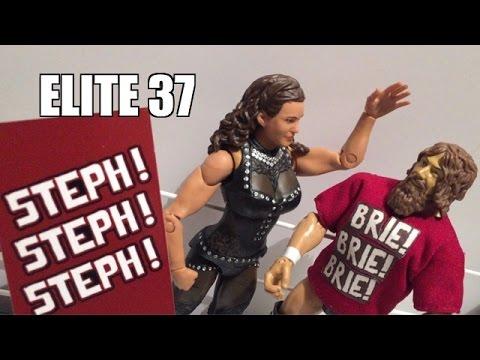 WWE ACTION INSIDER: Stephanie McMahon ELITE 37 Mattel Wrestling Figure Review thumbnail
