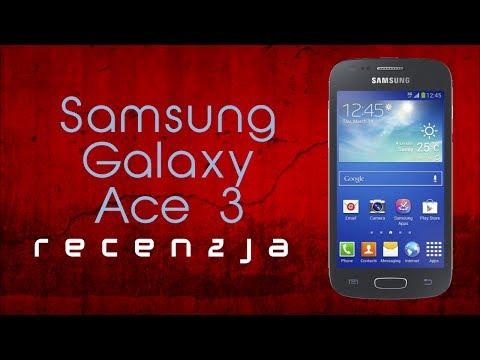 [Mobileo #62] Recenzja Samsung Galaxy Ace 3 | TEST PL