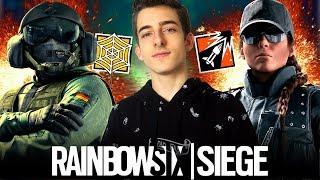 Ritorno Incredibile Su Rainbow Six Siege! Ci Ritroviamo Di