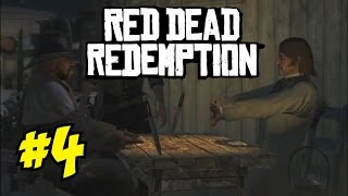 RED DEAD REDEMPTION ON PC GAMEPLAY / WALKTHROUGH (Episode 4) - CASUALLY PLAYING FIVE FINGER FILLET!